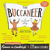 Original London Cast: The Buccaneer [Bonus Tracks]