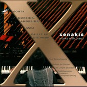 Iannis Xenakis: Works With Piano - Eonta