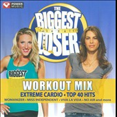 Various Artists: The Biggest Loser Workout Mix: Extreme Cardio Top 40 Hits