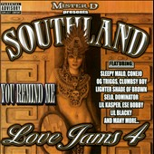 Southland: You Remind Me: Love Jam, Vol. 4 [PA]