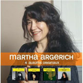 4 CD Originals: Martha Argerich