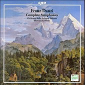 Franz Danzi: Complete Symphonies