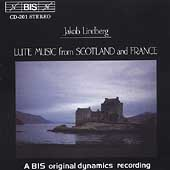 Scottish and French Lute Music / Jacob Lindberg