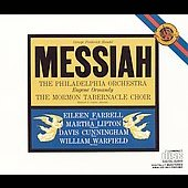 Handel: Messiah / Ormandy, Mormon Tabernacle Choir