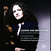 Beethoven: Violin Concerto & Romances