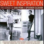 Various Artists: Sweet Inspiration: The Songs of Dan Penn & Spooner Oldham