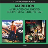 Marillion: Misplaced Childhood/Script for a Jester's Tear