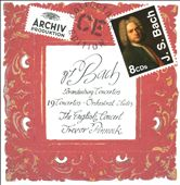 Bach: Brandenburg Concertos; Orchestral Suites; Concertos / Pinnock