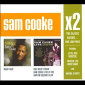 Sam Cooke: X2: Night Beat/One Night Stand! Sam Cooke Live At The Harlem Square Club [Digipak]