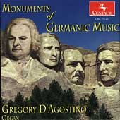 Monuments of Germanic Music / Gregory D'Agostino