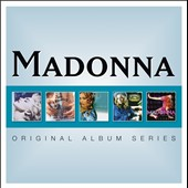 Madonna: Original Album Series [Slipcase]
