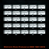Electronic Music Produced at DIEM, 1987-2012 - 