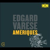 Var&#232;se: Am&#233;riques / Pierre Boulez, Chicago Symphony Orchestra
