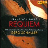 Franz von Supp&eacute;: Requiem / Fajtova, Gottwald, Muzek, Pesendorfer. Gerd Schaller