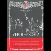 Verdi alla Scala, Vol. 1 - Choruses, Preludes & Sinfonias from Nabucco, Il Trovatore, Otello, Aida, Macbeth, et al - CD + Book: The Story in Pictures