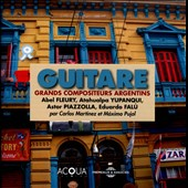 Various Artists: Guitare: Grands Compositeurs Argentins [Box]