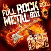 Various Artists: Full Rock & Metal Box: The Ultimate Collection