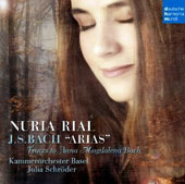 J.S. Bach: Arias - Traces to Anna Magdelena Bach