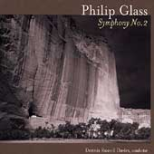 Glass: Symphony no 2, etc / Dennis Russell Davies, et al