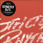 DJ T.: Strictly DJ T.: 25 Years of Strictly Rhythm [Slipcase] *