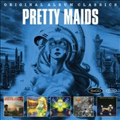 Pretty Maids: Original Album Classics [Slipcase] *