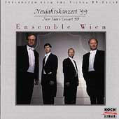 New Year's Concert '99 / Ensemble Wien