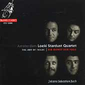 Bach: The Art of Fugue / Amsterdam Loeki Stardust Quartet