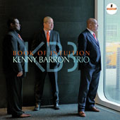 Kenny Barron Trio: Book of Intuition