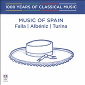 1000 Years of Classical Music, Vol. 69: The Modern Era - Music of Spain