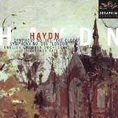 Haydn: Symphonies no 101 & 104 / Jeffrey Tate, English CO