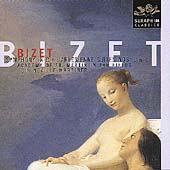 Bizet: Symphony in C, etc / Neville Marriner, ASMF