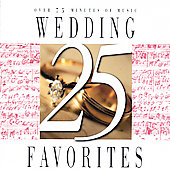 25 Wedding Favorites