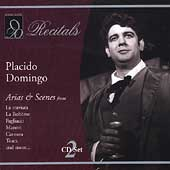 Recitals - Placido Domingo - Arias & Scenes from Boheme, etc