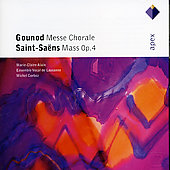Gounod: Messe Chorale;  Saint-Sa&euml;ns / Corboz, Alain, et al