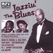 Various Artists: Jazzin' the Blues