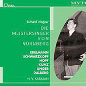 Wagner: Die Meistersinger von N&uuml;rnberg /Karajan, Schwarzkopf