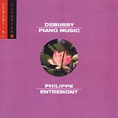 Debussy: Piano Music / Philippe Entremont