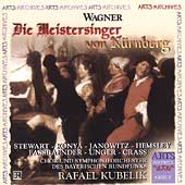 Wagner: Die Meistersinger / Rafael Kubelik