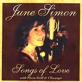 June Simon (Singer): Songs of Love