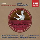 Historical - Wagner: Operatic Extracts / Furtw&auml;ngler