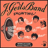 J. Geils Band: Showtime (EMI)