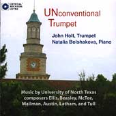 UNconventional Trumpet - Tull, et al / Holt, Bolshakova
