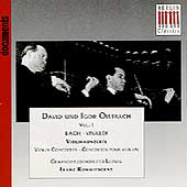 Documents - David and Igor Oistrakh Vol 1 - Bach, Vivaldi