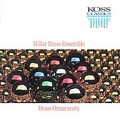 Millar Brass Ensemble - Christmas Album