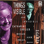 Things Visible and Invisible / Catherine Crozier