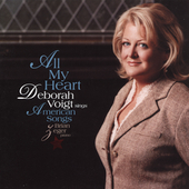 All My Heart - American Songs / Deborah Voigt, Brian Zeger