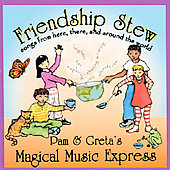 Pam & Greta's Magical Music Express: Friendship Stew *