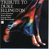 Cyrus Chestnut: Tribute to Duke Ellington