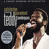 Teddy Pendergrass: Satisfaction Guaranteed: The Very Best of Teddy Pendergrass