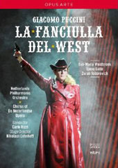 Puccini: La Fanciulla Del West / Rizzi/Netherlands PO, Westbroek, Gallo [DVD]